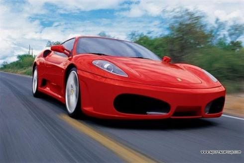 Test Drive Ferrari появится уже весной