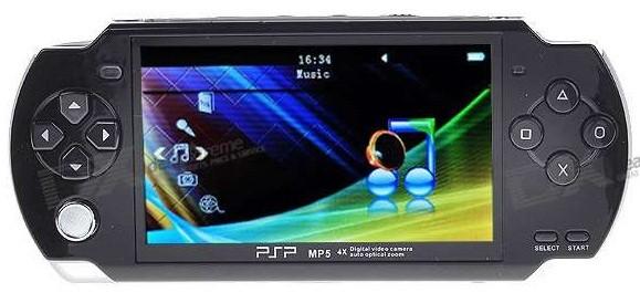 PSP MP5 Player