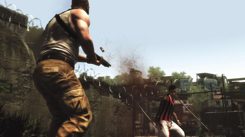 SMG в Max Payne 3