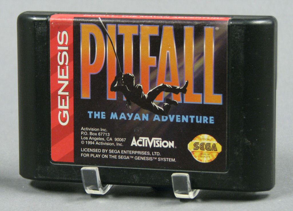 Pitfall: The Mayan Adventure (SEGA)