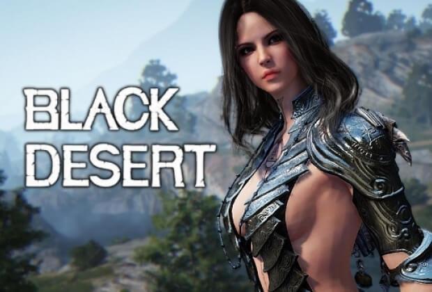 Black-Desert2- играть онлайн