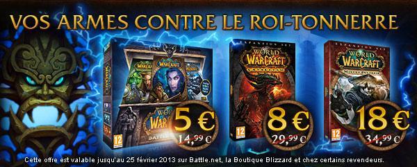 Blizzard понизила цены на игру World of Warcraft