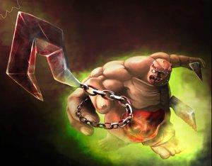 Гайд по герою Pudge - Butcher (Dota) - DOTA Моба игра