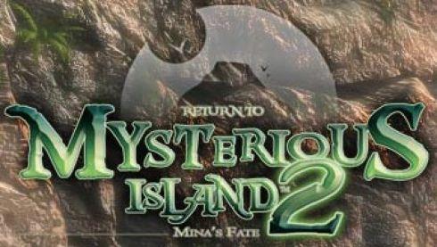 прохождение таинственный остров 2