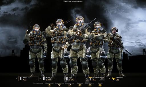 прохождение игры WarFace