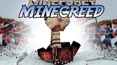 MineCreed-Mod