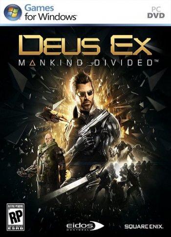 Deus Ex: Mankind Divided (2016) скачать торрент