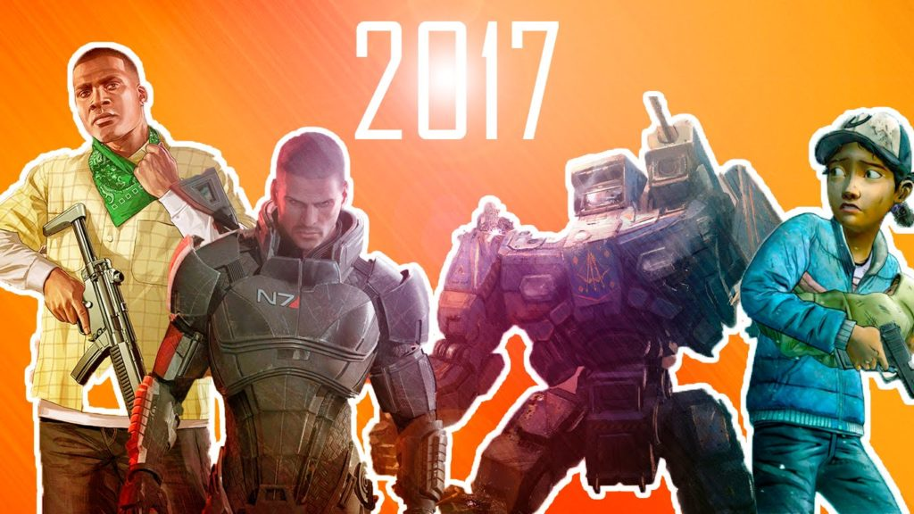 Топ онлайн игр 2017