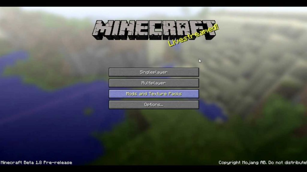 Minecraft 1.8.9 скачать торрент