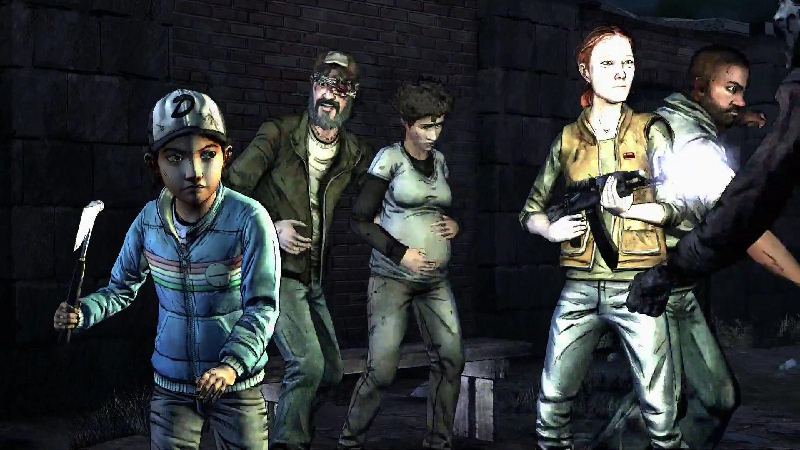 the-walking-dead-game-season-2-episode-4-zombie-hoard-attack-screenshot