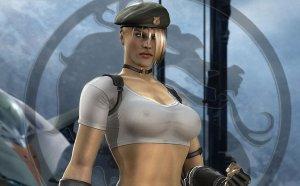 Mortal Kombat — Соня Блэйд
