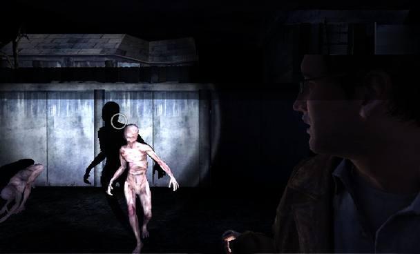 Монстры в игре Silent Hill: Shattered Memories