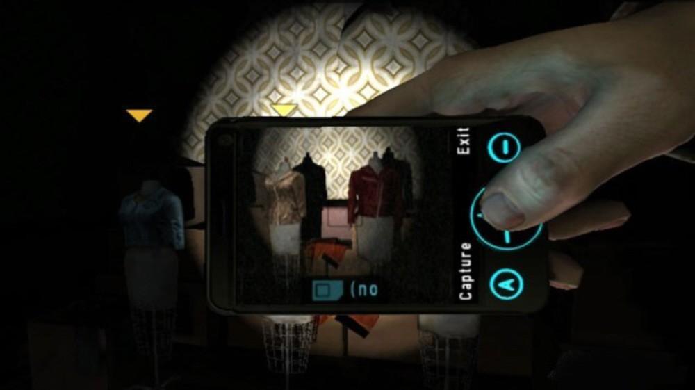Телефон в Silent Hill: Shattered Memories