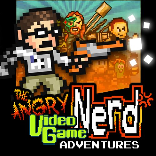 Angry Video Game Nerd Adventures (2013) [En] (1.0) Repack Табличка