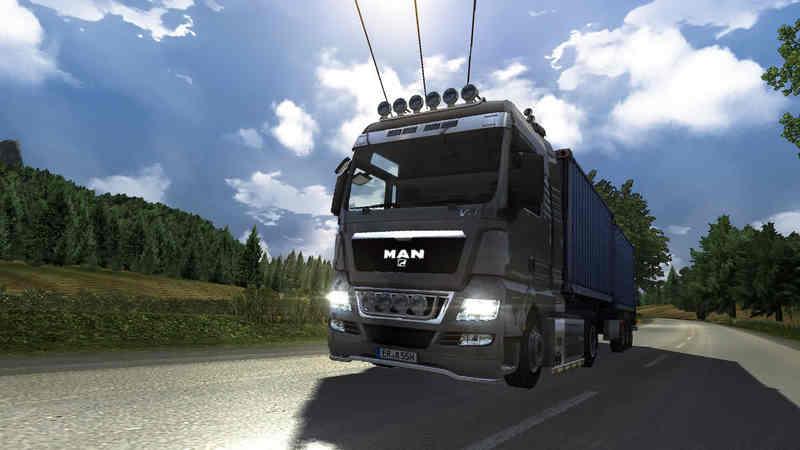 Коды для Euro Truck Simulator 2