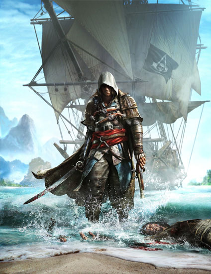 Assassins Creed 4 Black Flag