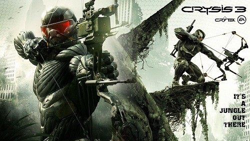 video-games-war-cityscapes-jungle-crysis-fps-alien-nomad-nano-alcatraz-electronic-arts-crysis-3-HD-Wallpapers