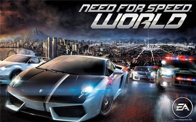 Need for Speed World — обзор игры