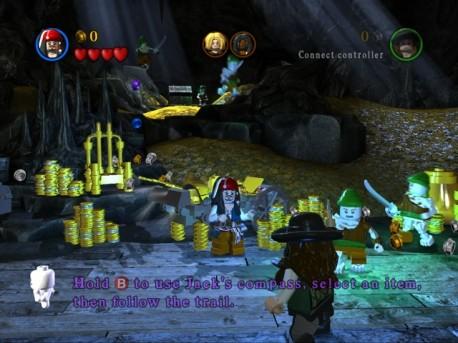 код на деньги в игре лего пираты карибского моря