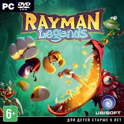 rayman торрент