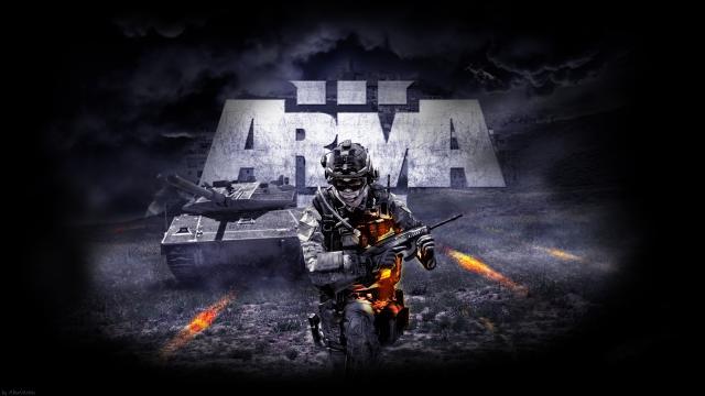 ОБОИ ARMA-3