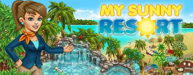 My Sunny Resort играть онлайн