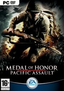 Medal_of_Honor_-_Pacific_Assault_(обложка)