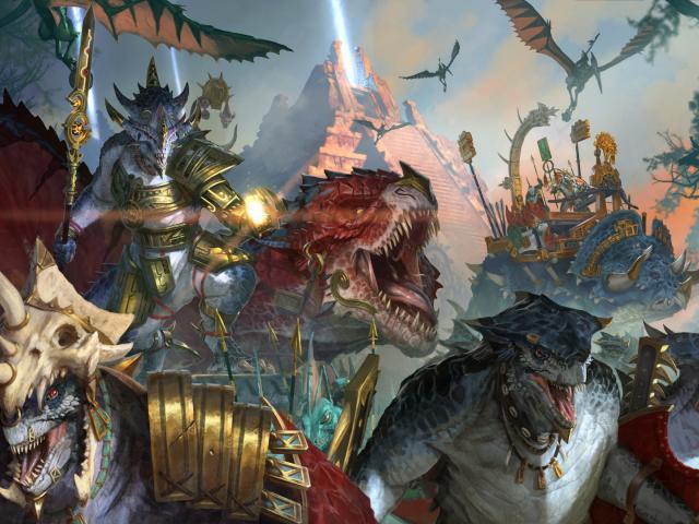 Warhammer: Total war 2 трейнеры (v1.5.0) скачать