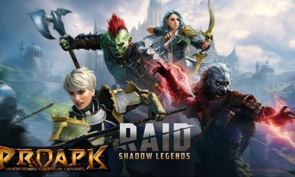 RAID: Shadow Legends – скачать на ПК бесплатно